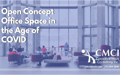 Open Concept Office Space in the Age of COVID